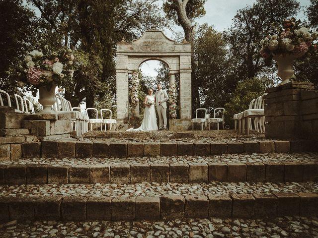 Il matrimonio di David e Sandra a Spoleto, Perugia 32
