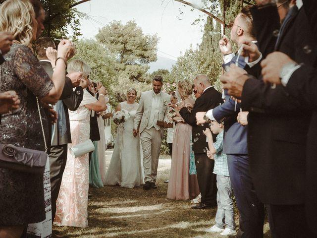 Il matrimonio di David e Sandra a Spoleto, Perugia 34