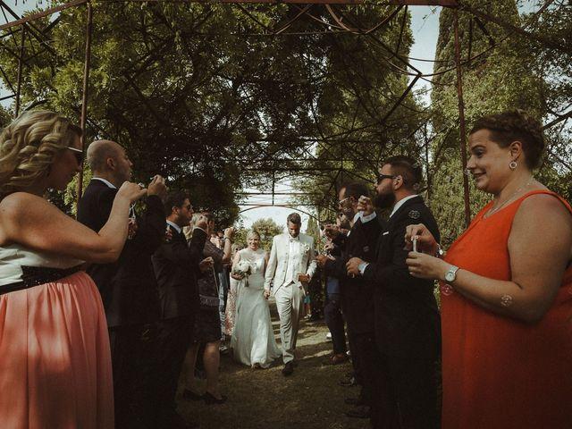 Il matrimonio di David e Sandra a Spoleto, Perugia 35