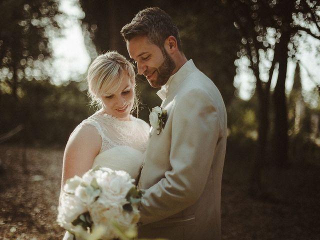 Le nozze di Sandra e David