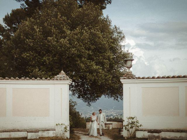 Il matrimonio di David e Sandra a Spoleto, Perugia 41