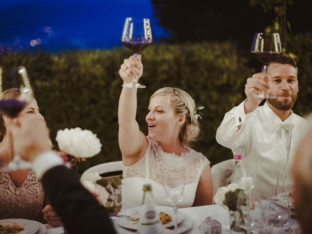 Il matrimonio di David e Sandra a Spoleto, Perugia 47