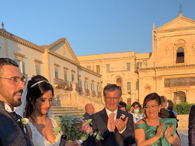 Il matrimonio di Stefano e Dalila a Noto, Siracusa 3