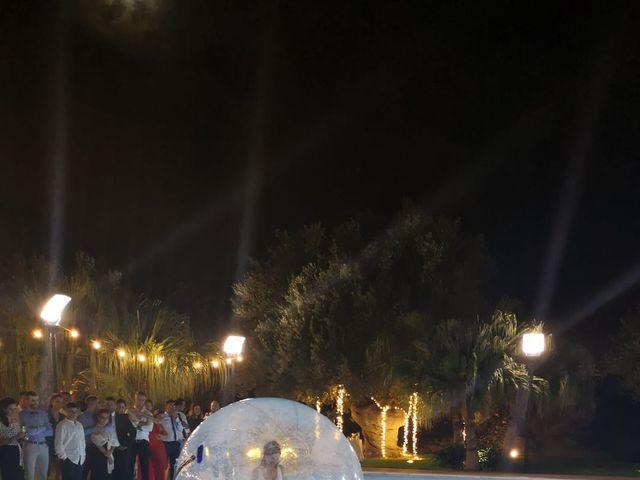 Il matrimonio di Stefano e Dalila a Noto, Siracusa 4