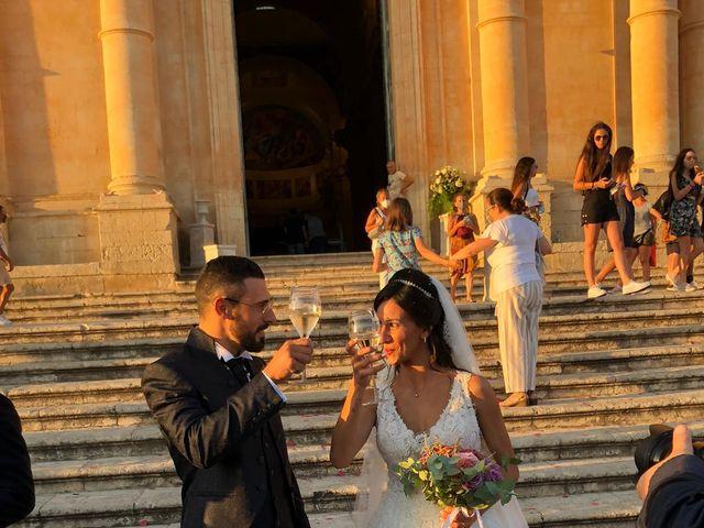 Il matrimonio di Stefano e Dalila a Noto, Siracusa 21