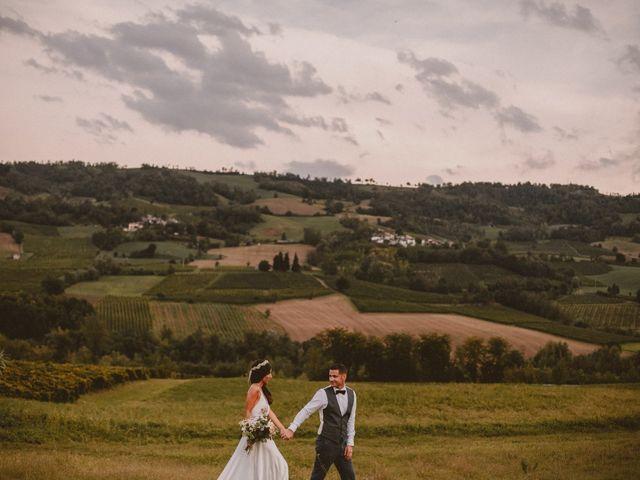 Le nozze di Alessandra e Sebastiano