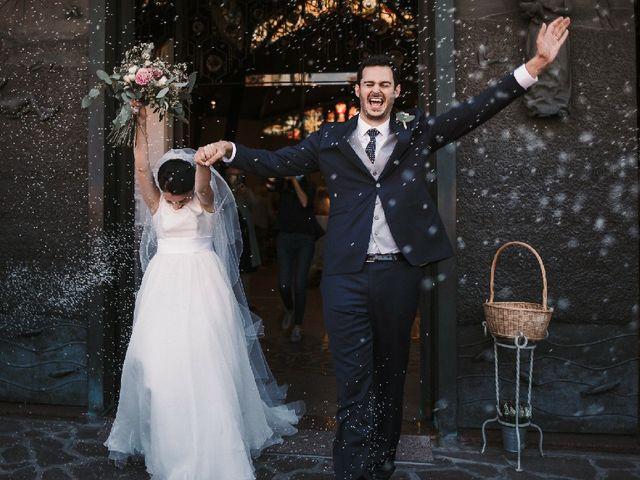 Le nozze di Mariangela e Massimiliano