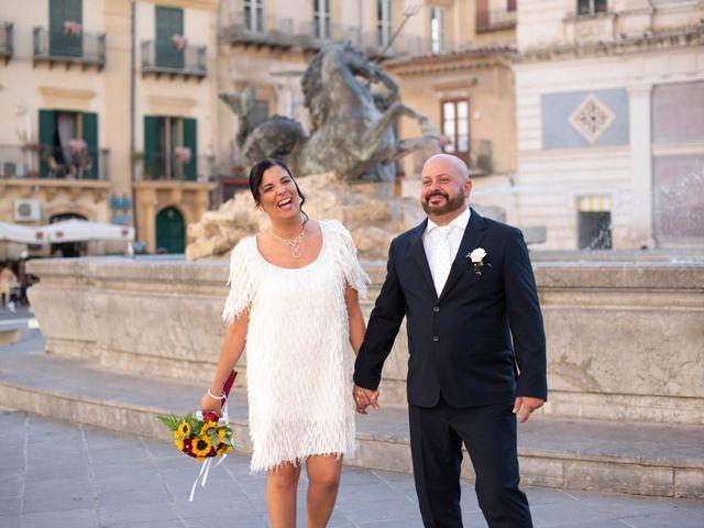 Il matrimonio di Carlo e Manuela a Caltanissetta, Caltanissetta 8