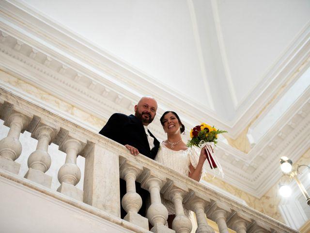 Il matrimonio di Carlo e Manuela a Caltanissetta, Caltanissetta 17