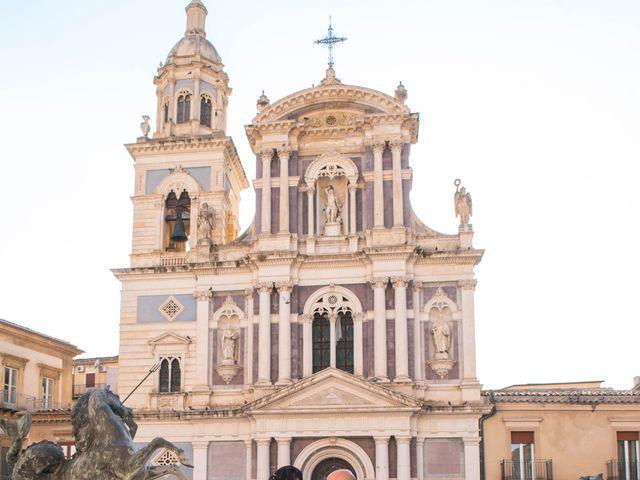 Il matrimonio di Carlo e Manuela a Caltanissetta, Caltanissetta 18