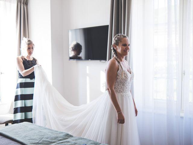 Il matrimonio di Ivano e Sveva a Alba, Cuneo 9