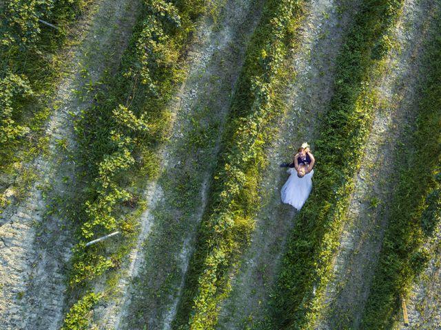 Il matrimonio di Ivano e Sveva a Alba, Cuneo 2