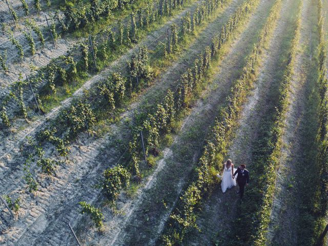 Il matrimonio di Ivano e Sveva a Alba, Cuneo 20