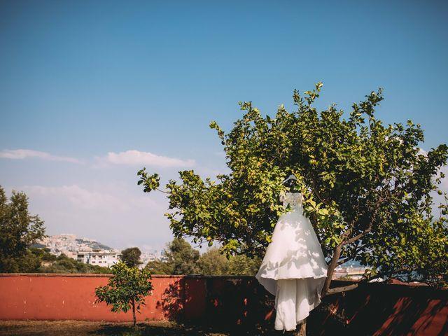 Il matrimonio di Alberto e Laura a Napoli, Napoli 4
