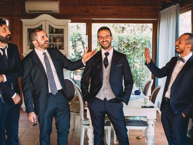 Il matrimonio di Alberto e Laura a Napoli, Napoli 12