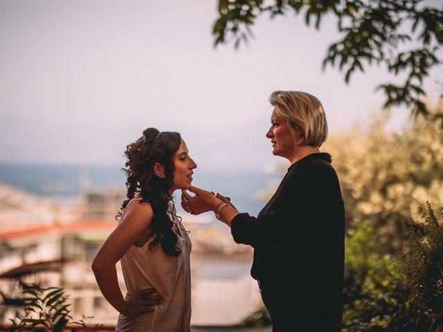 Il matrimonio di Alberto e Laura a Napoli, Napoli 15