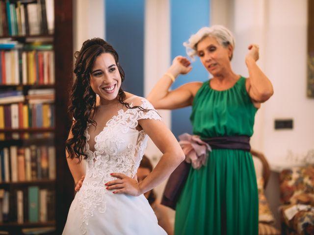 Il matrimonio di Alberto e Laura a Napoli, Napoli 16
