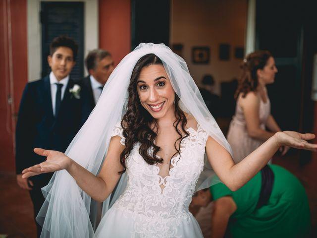 Il matrimonio di Alberto e Laura a Napoli, Napoli 20