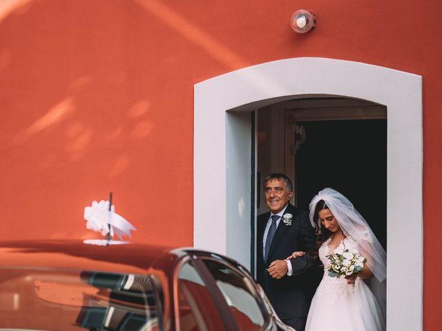 Il matrimonio di Alberto e Laura a Napoli, Napoli 24