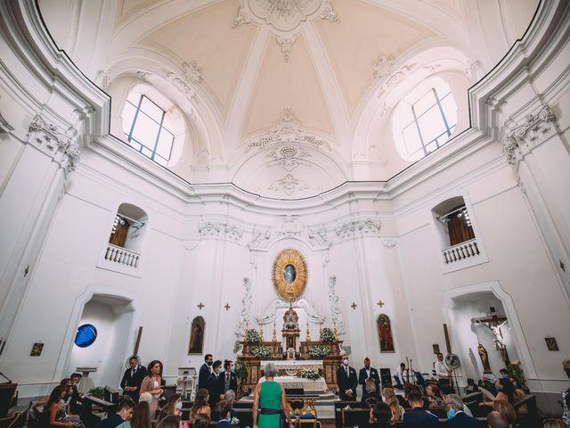 Il matrimonio di Alberto e Laura a Napoli, Napoli 27
