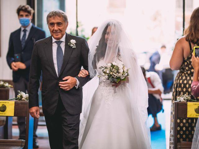 Il matrimonio di Alberto e Laura a Napoli, Napoli 30
