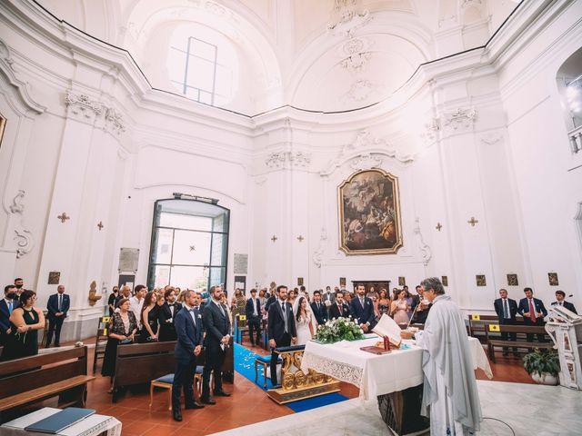 Il matrimonio di Alberto e Laura a Napoli, Napoli 37