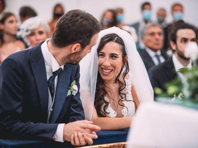 Il matrimonio di Alberto e Laura a Napoli, Napoli 38