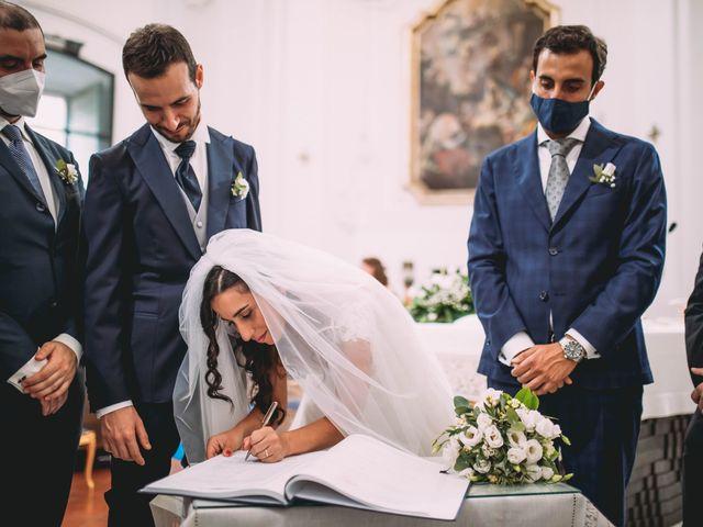 Il matrimonio di Alberto e Laura a Napoli, Napoli 39
