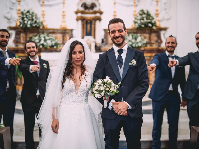 Il matrimonio di Alberto e Laura a Napoli, Napoli 40