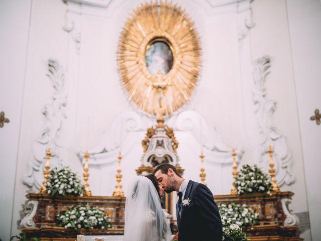 Il matrimonio di Alberto e Laura a Napoli, Napoli 42