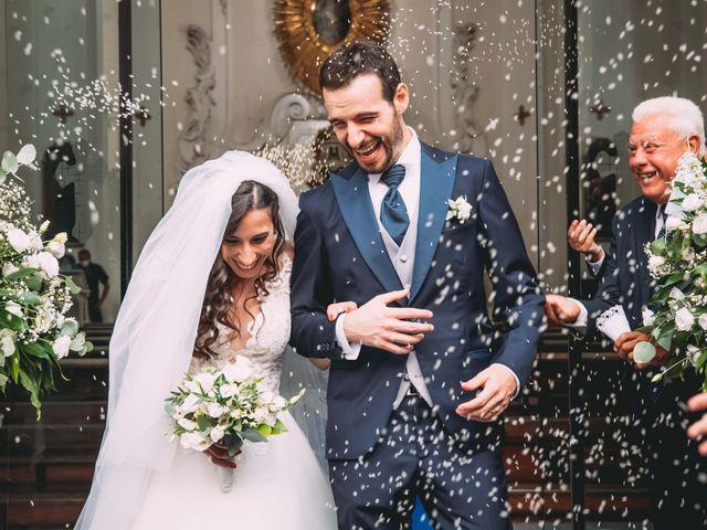Il matrimonio di Alberto e Laura a Napoli, Napoli 44