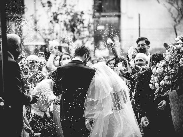 Il matrimonio di Alberto e Laura a Napoli, Napoli 46