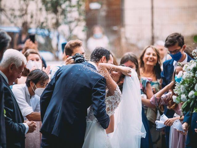 Il matrimonio di Alberto e Laura a Napoli, Napoli 47