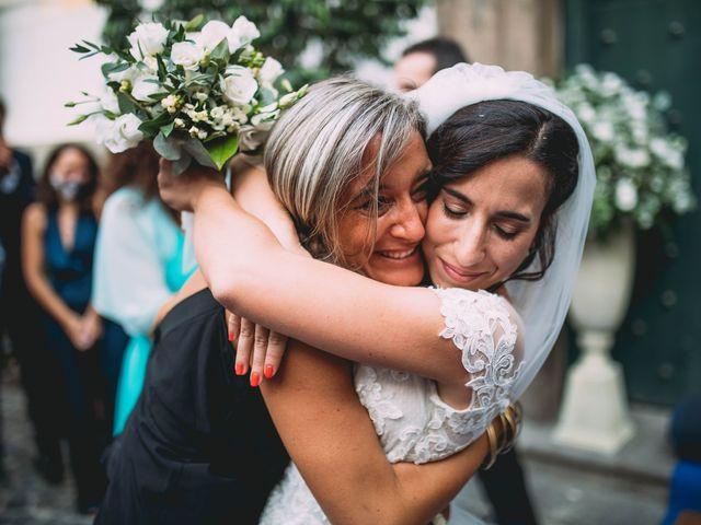 Il matrimonio di Alberto e Laura a Napoli, Napoli 48