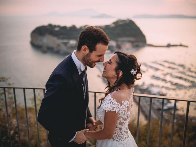 Il matrimonio di Alberto e Laura a Napoli, Napoli 54
