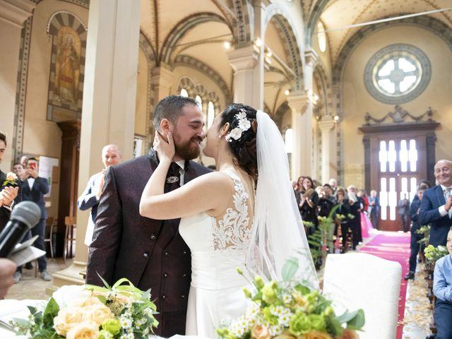 Il matrimonio di Luigi e Serena a Casale Cremasco-Vidolasco, Cremona 13