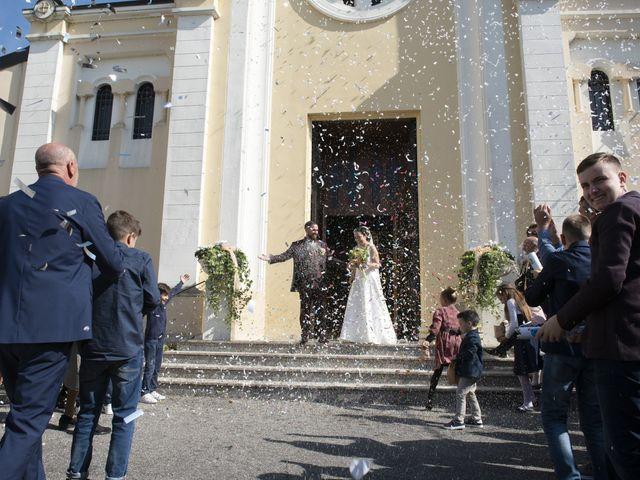 Il matrimonio di Luigi e Serena a Casale Cremasco-Vidolasco, Cremona 15