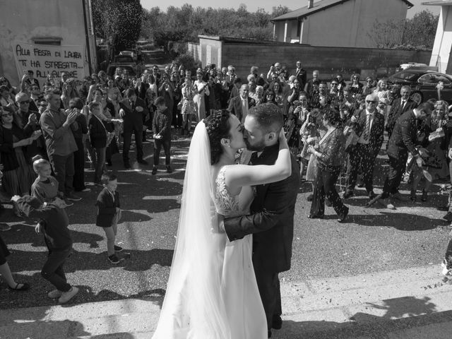 Il matrimonio di Luigi e Serena a Casale Cremasco-Vidolasco, Cremona 16