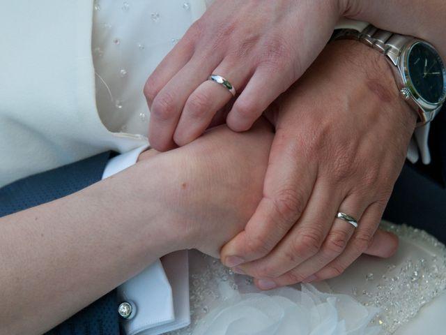 Il matrimonio di Mauro e Francesca a Sant'Angelo Romano, Roma 36