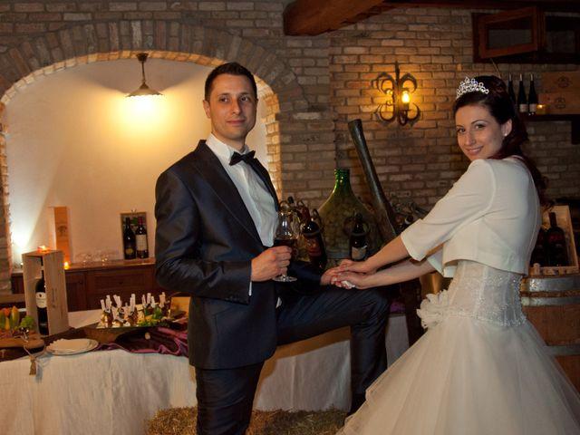 Il matrimonio di Mauro e Francesca a Sant'Angelo Romano, Roma 38