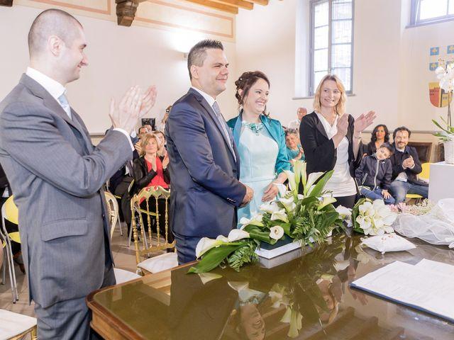 Il matrimonio di Roberto e Valeria a Gorgonzola, Milano 16