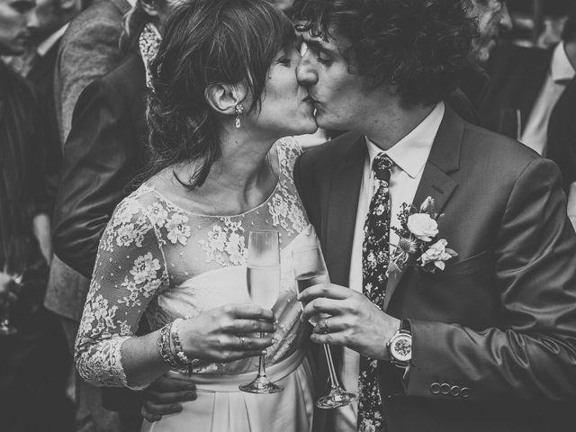 le nozze di Virginie e Ludovic