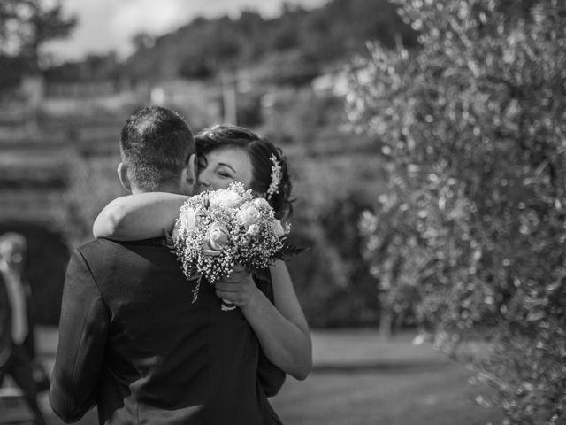 Il matrimonio di Davide e Silvia a Castelnuovo di Garfagnana, Lucca 26