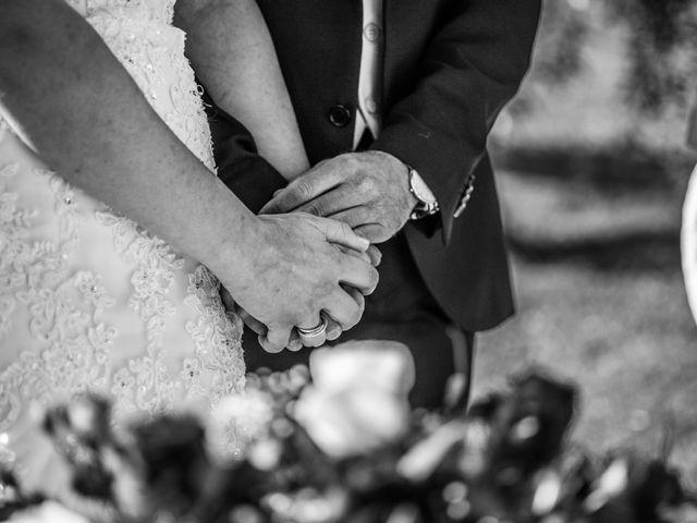 Il matrimonio di Davide e Silvia a Castelnuovo di Garfagnana, Lucca 34