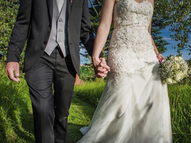 Il matrimonio di Davide e Silvia a Castelnuovo di Garfagnana, Lucca 37