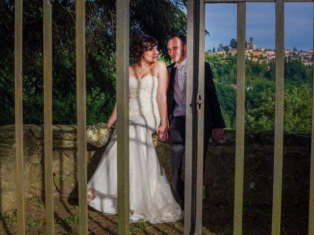 Il matrimonio di Davide e Silvia a Castelnuovo di Garfagnana, Lucca 38