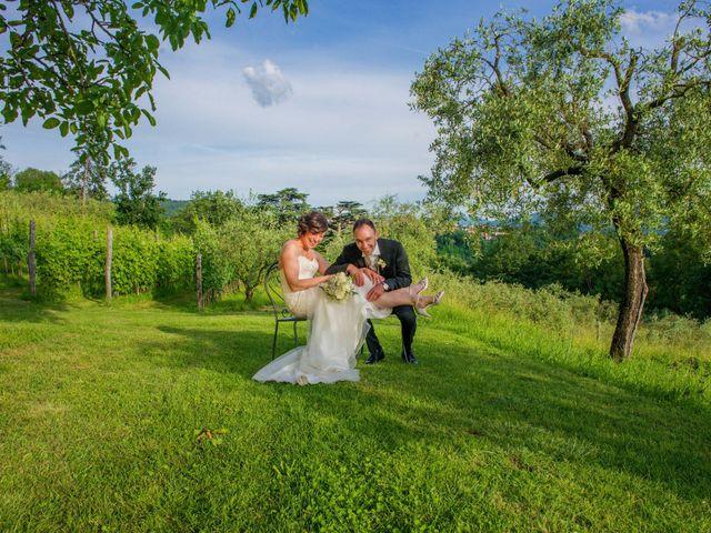 Il matrimonio di Davide e Silvia a Castelnuovo di Garfagnana, Lucca 39