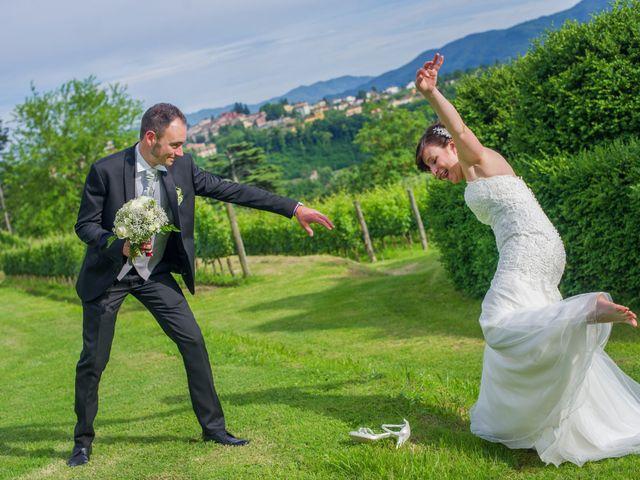 Il matrimonio di Davide e Silvia a Castelnuovo di Garfagnana, Lucca 41