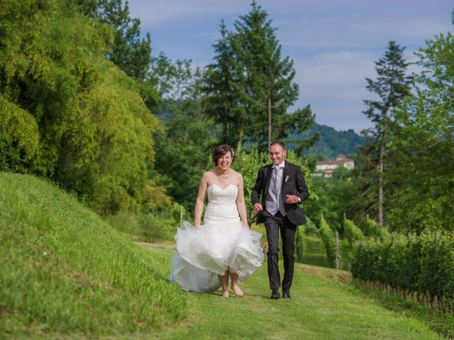 Il matrimonio di Davide e Silvia a Castelnuovo di Garfagnana, Lucca 42