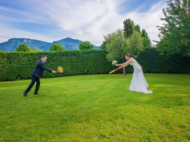 Il matrimonio di Davide e Silvia a Castelnuovo di Garfagnana, Lucca 47